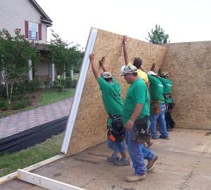 Строительство домов из сип панелей в Самаре